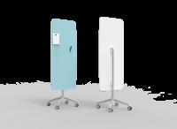 Lintex Flow Mobile glastavle 65x195cm Calm, lys blå