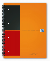 Oxford International NoteBook A4+ linieret