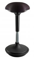Unilux Moove Seat ergonomisk taburet sort