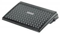 Unilux Origin ergonomisk fodstøtte sort
