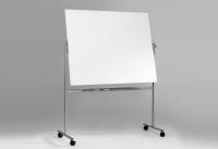 Lintex mobil svingtavle whiteboard 200x120cm