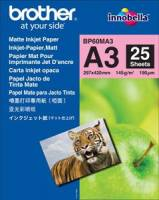 Brother Mat ink-jet paper Fotopapir A3 25 ark pr pakke