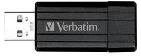 Verbatim USB key 8GB Store 'N' Go Pin Stripe sort