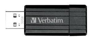 Verbatim USB key 32GB Store 'N' Go Pin Stripe