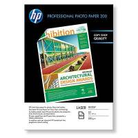 HP A4 Professional glossy laser photo paper 200g, 100 ark