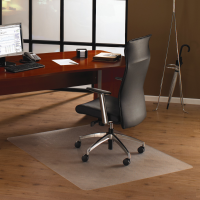 Floortex Ultimate stoleunderlag PC uden pigge 120x183cm