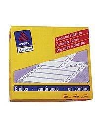 Avery 42-155 etiketter 1-banet 116,0x74,0mm