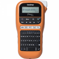 Brother P-touch E110VP labelmaskine kuffertsæt