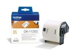 Brother shipping etiket 62x100mm DK11202