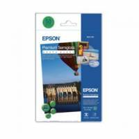 Epson 10x15 cm Premiere Semi-Glos Photo paper 251g,  50 ark