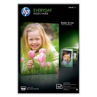 HP Photo paper10x15 Everyday Glossy 200g, 100 ark