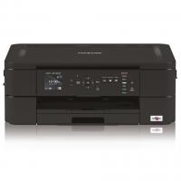BROTHER DCPJ572DW farve multifunktionsprinter