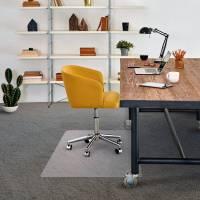 Floortex Budget stoleunderlag med pigge 120x200cm