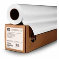 HP A1 bright white inkjet paper 90g, 594 mm x 45.7 m