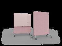 Lintex Mood Fabric Mobile 150x196cm Naive, rosa