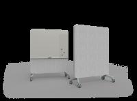 Lintex Mood Fabric Mobile 150x196cm Shy , lys grå