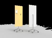 Lintex Mood Mobile glastavle 65x195cm Lively, lys gul
