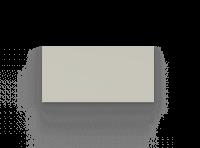 Lintex Mood Wall glastavle 150x50cm Warm, grå