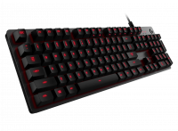 Logitech G413 Gaming Keyboard Carbon (Nordic)
