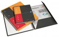 Oxford International MeetingBook A4+ kvadreret
