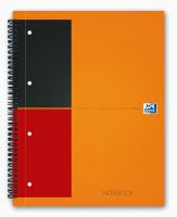 Oxford International NoteBook A4+ linieret