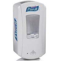 Purell Berøringsfri dispenser til hånddesinfektion LTX 1200 ml