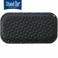 StandUp Air Big aflastningsmåtte 99x53cm sort
