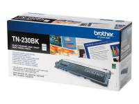 Brother TN230BK original lasertoner sort
