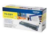 Brother TN230Y original lasertoner gul