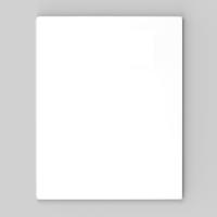 Lintex Boarder whiteboard med alu ramme 90x120cm