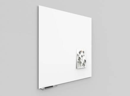 Lintex Air whiteboard 120x120cm (uden ramme)
