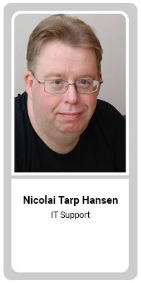 Nicolai Tarp Hansen