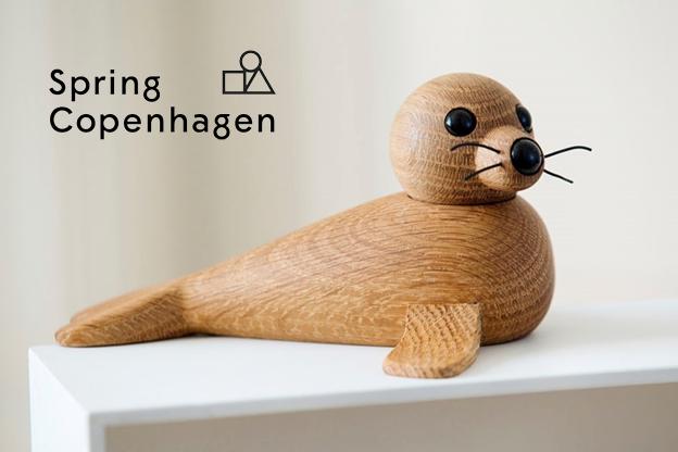 Spring Copenhagen Hunsæl